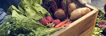 Does the unprecedented rise in demand for Veg Boxes indicate a permanent shift from old buying habits?
