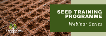Seed Training Programme - Cultivation of trickier crops for seed